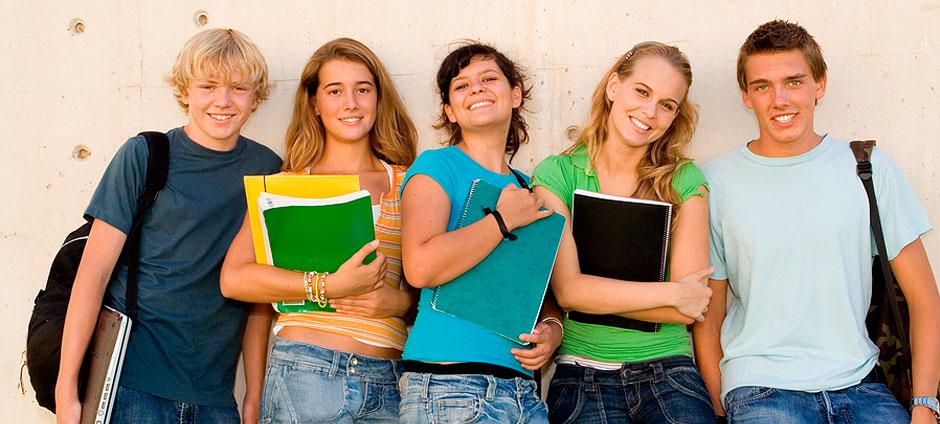 Фото детей в 17 лет